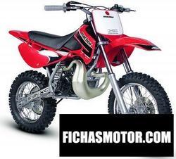 Imagen moto Macbor xc 512 t 2004