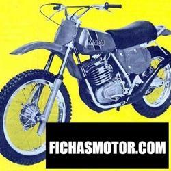Imagen moto Maico gp 400 e 1987