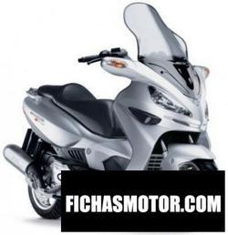 Imagen moto Malaguti madison 250 2001