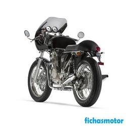 Imagen moto Mash Cafe Racer 400 2019