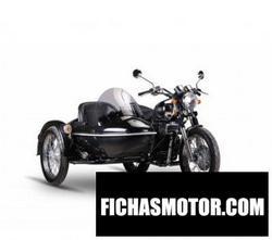 Imagen moto Mash Family Side 400 2019