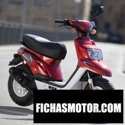 Imagen moto Mbk booster 2007