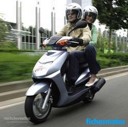 Imagen moto Mbk flame x 2006