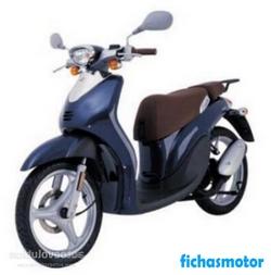 Imagen moto Mbk flipper 2007