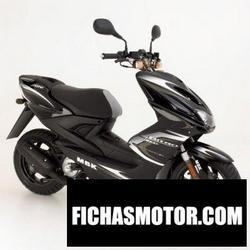 Imagen moto Mbk nitro naked 2007