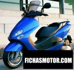 Imagen moto Mbk skyliner 125 2004