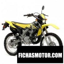Imagen moto Mbk x-limit enduro 2007