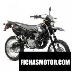Imagen moto Mbk x-limit sm 2007
