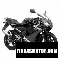 Imagen moto Mbk x-power 2007