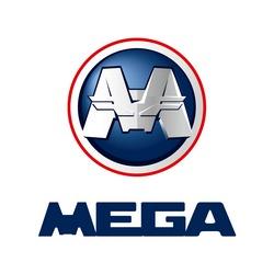 Logo de la marca Mega