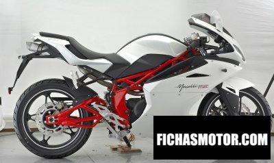 Imagen moto Megelli sport 250r año 2016