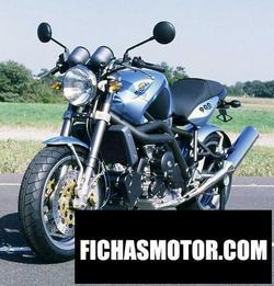 Imagen de Midual roadster 900 año 2001
