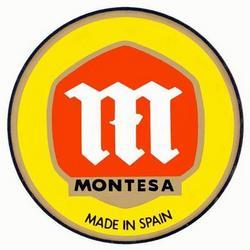 Logo de la marca Montesa