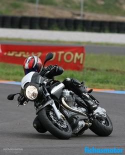 Imagen moto Moto guzzi 1200 sport 2009