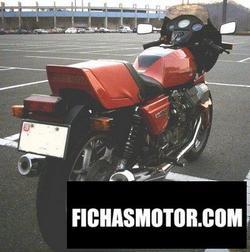 Imagen de Moto guzzi 850 le mans 111 año 1982