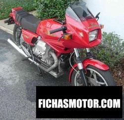 Imagen moto Moto guzzi 850 le mans iii 1984