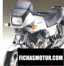 Imagen de Moto guzzi 850 t 5 año 1983