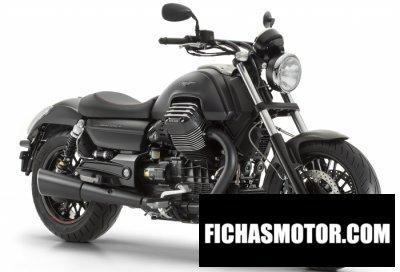 Imagen moto Moto guzzi audace año 2017