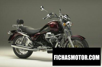 Ficha técnica Moto guzzi California ev 2002