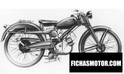 Imagen moto Moto guzzi cardellino 73 año 1960