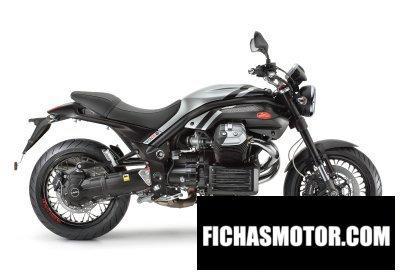 Ficha técnica Moto guzzi griso 1200 s.e. 2018