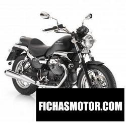 Imagen moto Moto guzzi nevada aquila nera 2011