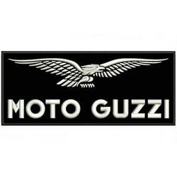 Logo de la marca Moto Guzzi
