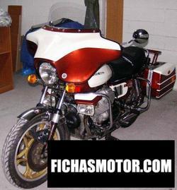 Imagen de Moto guzzi v 1000 g 5 año 1981