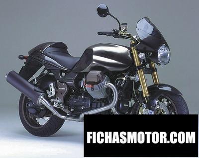 Imagen moto Moto guzzi v11 cafe sport año 2003