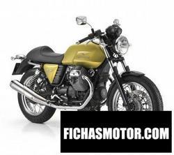 Imagen de Moto guzzi v7 Cafü Classic año 2009
