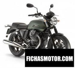 Imagen moto Moto guzzi v7 stone 2014