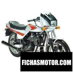 Imagen moto Moto morini 350 k 2 1986