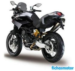 Imagen moto Moto morini granpasso 1200 2009