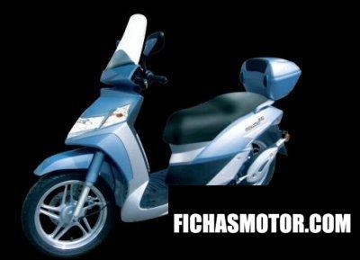 Ficha técnica Motom dolcevita 125 2010