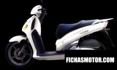 Ficha técnica Motom rambo 151 2008