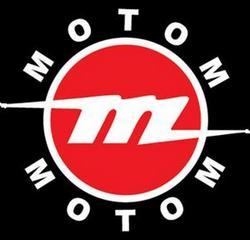 Logo de la marca Motom