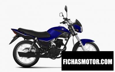 Ficha técnica Motomel S3 150 2020