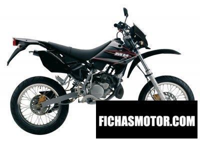 Ficha técnica Motorhispania furia max 50 sm 2009