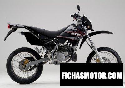 Ficha técnica Motorhispania furia max super motard 2006