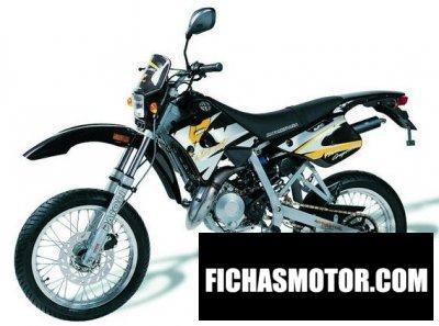 Ficha técnica Motorhispania furia sm 2003