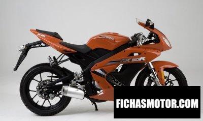Imagen moto Motorhispania rx 50r año 2010