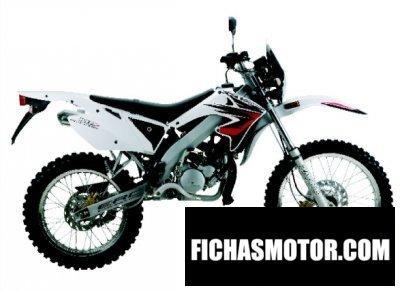 Ficha técnica Motorhispania ryz 49 urbanbike 2009