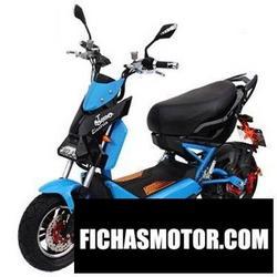 Imagen de Motorino MOTORINO XMS