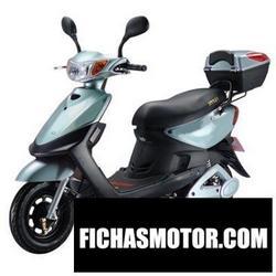 Imagen moto Motorino xps 2016