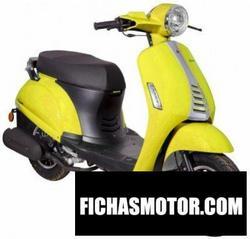 Imagen moto Motowell elenor 2016