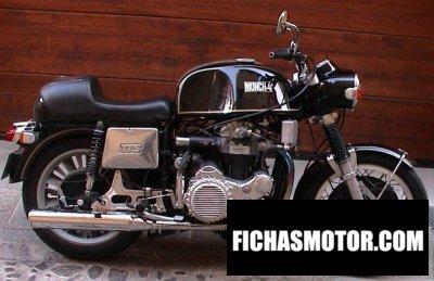 Ficha técnica Münch 4-1200 tts 1971