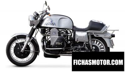 Ficha técnica Münch 4-1200 tts 1972
