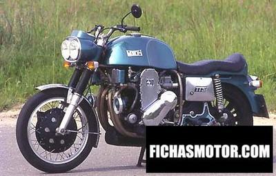 Ficha técnica Münch 4-1200 tts-e 1973
