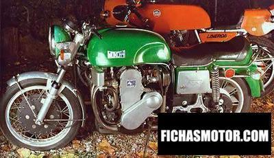 Ficha técnica Münch 4-1200 tts-e 1975