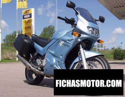Ficha técnica Muz 660 skorpion traveller 1998